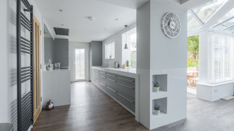 Hydra White Kitchen