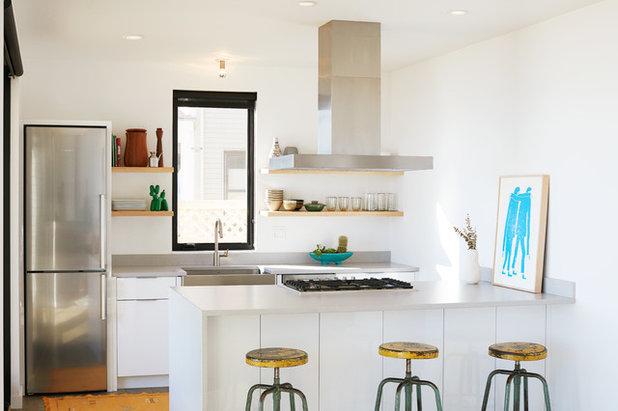 Scandinavian Kitchen by Birdseye Design