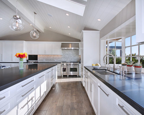 Zimbabwe gray kitchen design ideas renovations photos for Kitchen units for sale in zimbabwe