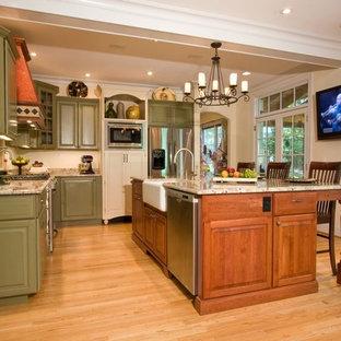 Traditional kitchen designs - Kitchen - traditional kitchen idea in Raleigh