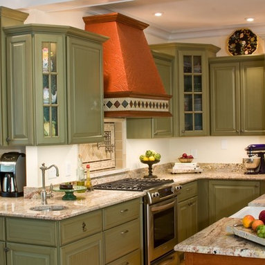 Sage Green Kitchen Cabinets Home Design Ideas Pictures Remodel And