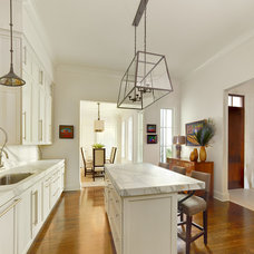 Traditional Kitchen by Structures Building Company
