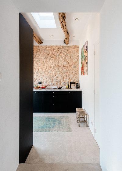Mediterráneo Cocina by Ibiza Interiors   architect & interior designer