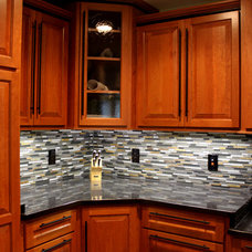 Traditional Kitchen by Atmosphere Builders
