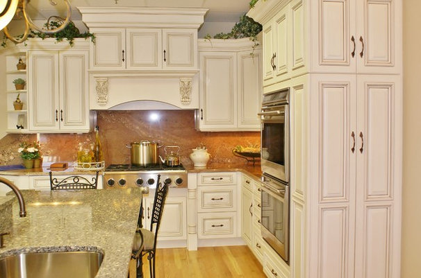 Mediterranean Kitchen by Ideal Kitchens