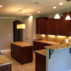 Traditional Kitchen Ideas for New House