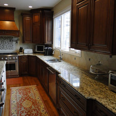 Traditional Kitchen by Reflections of You, by Amy, LLC