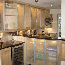 Modern Kitchen by Still Waters Design