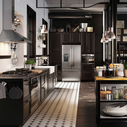 Contemporary Kitchen by IKEA Canada