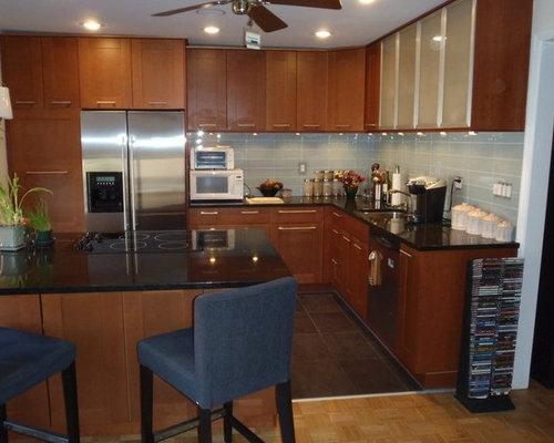 Exceptionnel IKEA Kitchen Adel Medium Brown In Hoboken