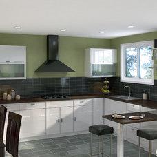 Contemporary Kitchen by IKD - INSPIRED KITCHEN DESIGN
