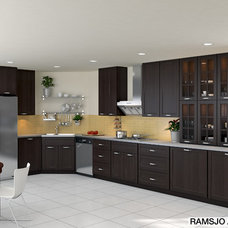 Contemporary Kitchen by IKD - INSPIRED KITCHEN DESIGN