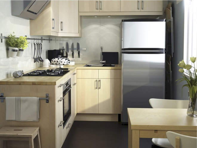 Contemporary Kitchen by IKEA