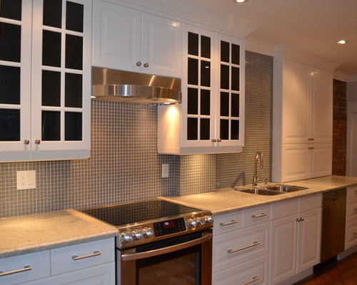 Ikea Kitchens Bodbyn White And Laxarby Black Brown