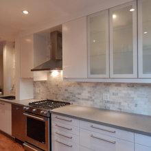 Ikea Kitchens Veddinge White Modern Kitchen Toronto By