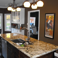 Traditional Kitchen by Still Waters Design