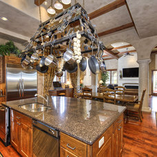 Traditional Kitchen by Imaging Austin