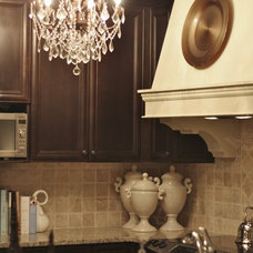 Traditional Kitchen by IMBUE Merchandising & Design