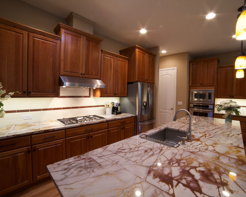 Imperial Roma Stone Kitchen Countertops