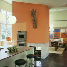 Midcentury Kitchen by Webber + Studio, Architects