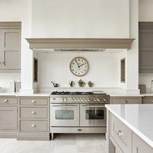 Contemporary Painted Kitchens