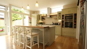 In Frame kitchen design