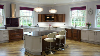 IN Frame Kitchen Maplestead