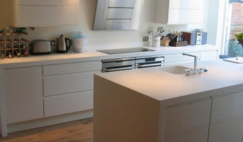 In-style Avoir with Corian
