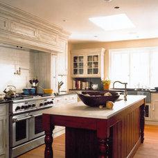 Traditional Kitchen by Sroka Design, Inc.
