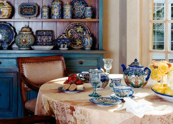 Traditional Kitchen by Jane Antonacci Interior Design