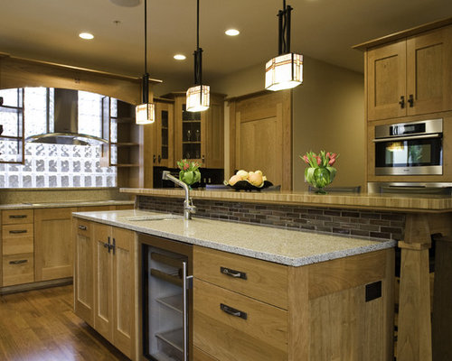 Glass Block Back Splash Ideas Pictures Remodel And Decor