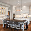 Kitchen Confidential: The Pros and Cons of Double Stacked Cabinets
