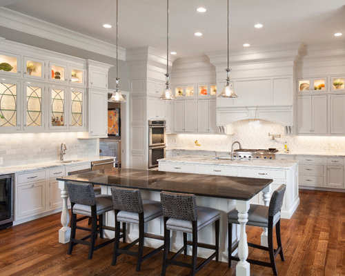 Stacking cabinets houzz - Houzz cuisine ...