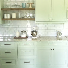Contemporary Kitchen by Julie Holloway