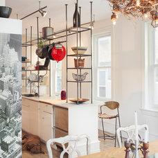 Industrial Kitchen by Design Nehez