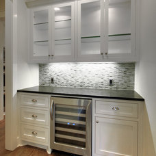 Traditional Kitchen by Kelly Wunsch Homes