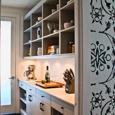 Modern Kitchen by Rottmann Collier Architects