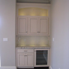 Traditional Kitchen by XACT Construction, LLC