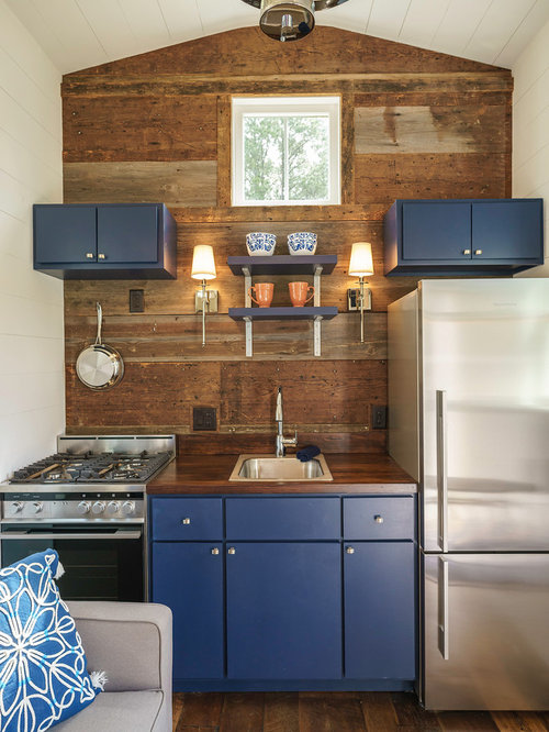 Small Apartment Kitchens | Houzz