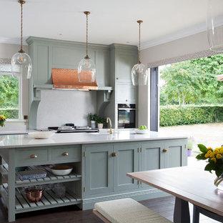 Indoor-outdoor kitchen inspiration