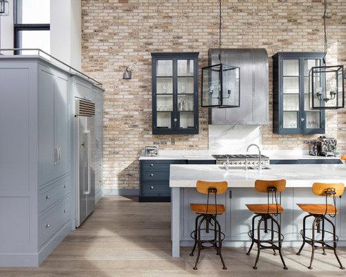 10 Industrial Dublin Kitchen Design Ideas Remodels Photos