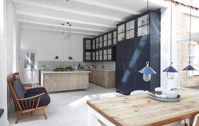 Houzz Tips: Sådan vælger du det perfekte gulv til køkkenet