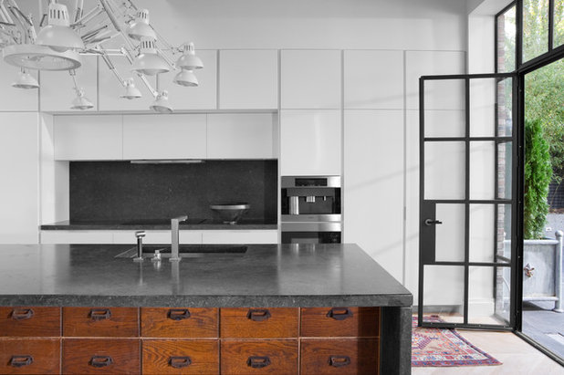 Industrial Kitchen by Weisshouse