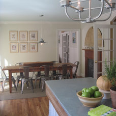 Eclectic Kitchen industrial farmhouse kitchen