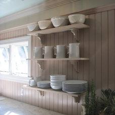 Eclectic Kitchen industrial farmhouse kitchen