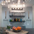 Laight Street Loft - Industrial - Kitchen - New York - by ...