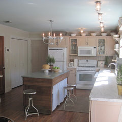 kitchen industrial farmhouse kitchenI
