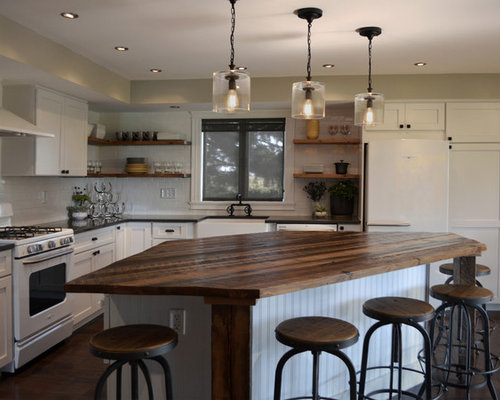 Industrial farmhouse style houzz for Industrial farmhouse plans