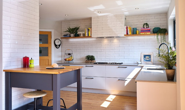 Contemporary Kitchen by Adornas Kitchens & Interiors