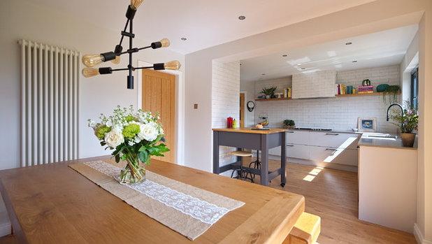 Industrial Kitchen by Adornas Kitchens & Interiors
